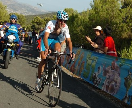 Cesar rules the road in Vuelta stage 9.