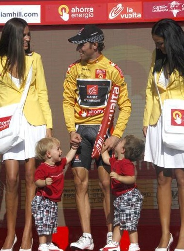 The Vuelta gets a little wacky.