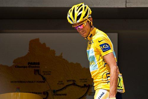 Contador before start
