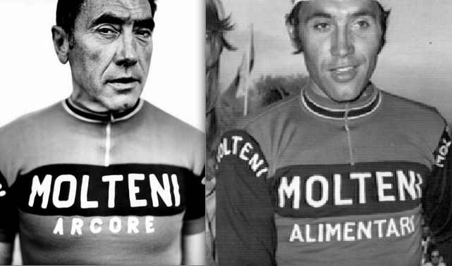 A 65 year old cannibal. Happy birthday Eddie Merckx.