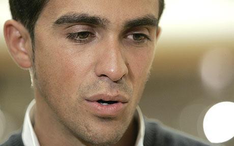 Contador meet CAS, CAS meet Contador.