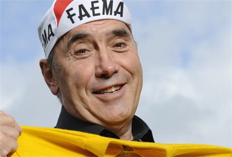 Eddy Merckx. Always first class.