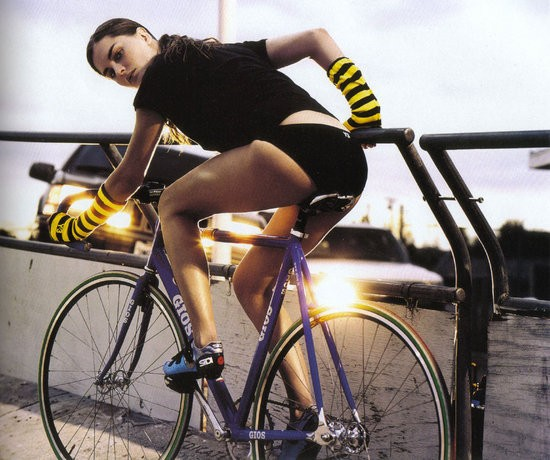 Are bikes better than women? Don't think so.