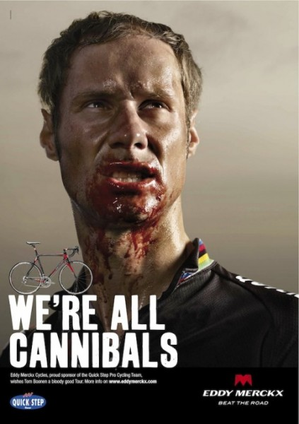Cannibal. Genius.