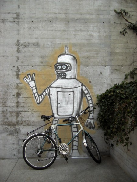 Team Sky. Robots no more.