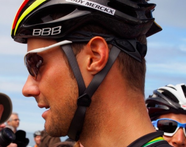Boonen at Tour of California. photo twisted spoke
