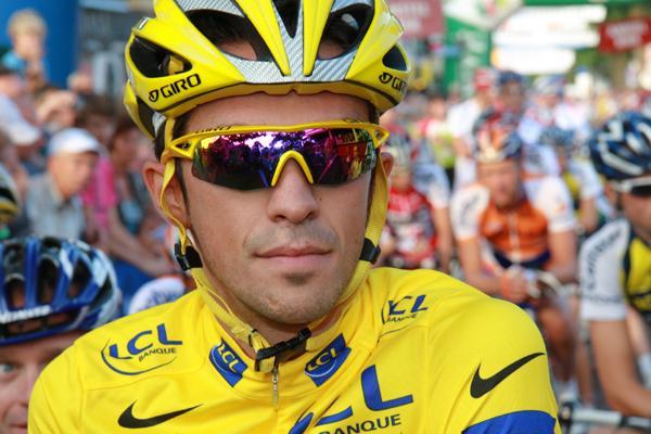 Contador. Free to ride.