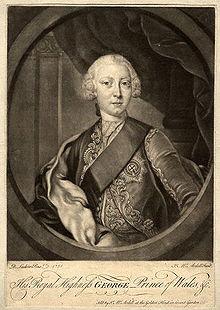 King McQuaid, George III, separated at birth?