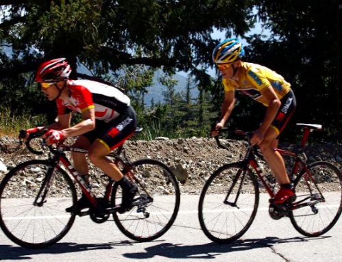 No country for young men. Leipheimer and Horner master Baldy.