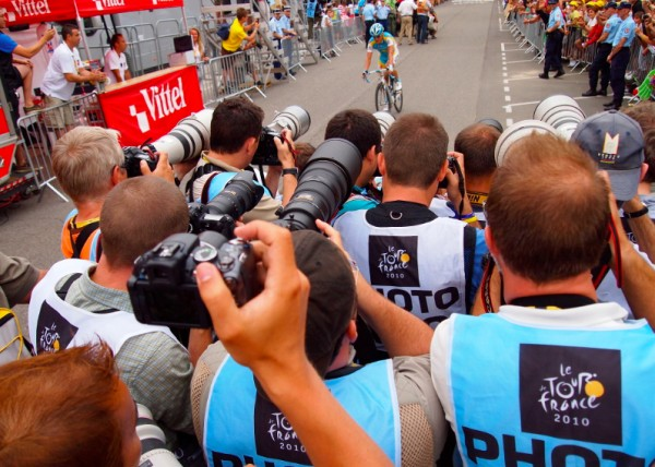 Vino, stage 13, 2010 Tour de France. [photo twisted spoke]