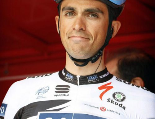 Contador's bike light bust. A message from France?