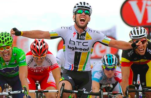 Cavendish. Happy again.