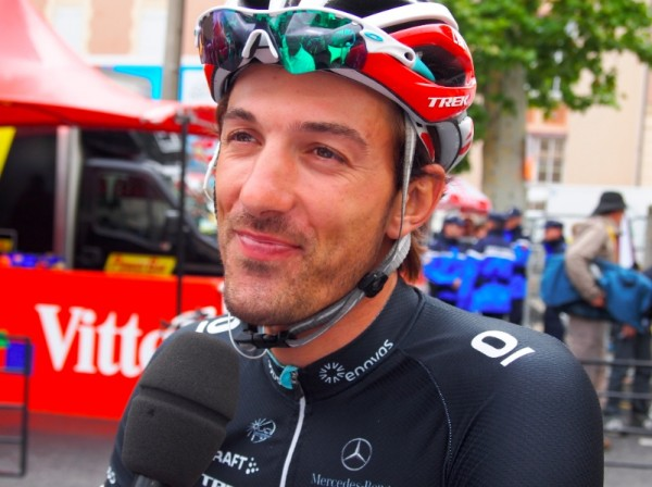 Fabian Cancellara reflects.