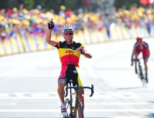 Gilbert dominates, Contador falls. Tour de France opens with several bangs.