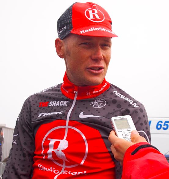Horner, Tourmalet, 2010 TDF.