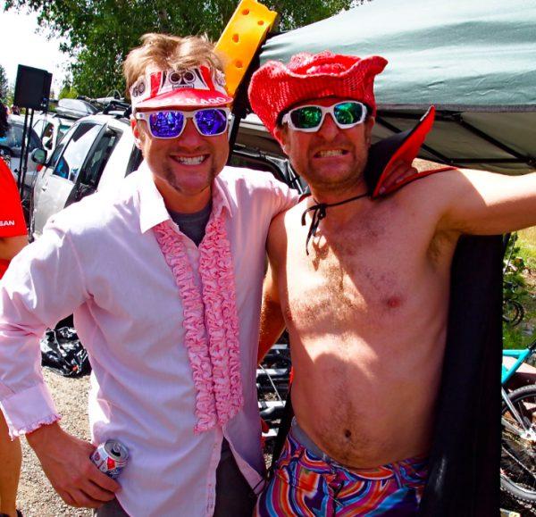 DJ Good Steve & Cowboy.