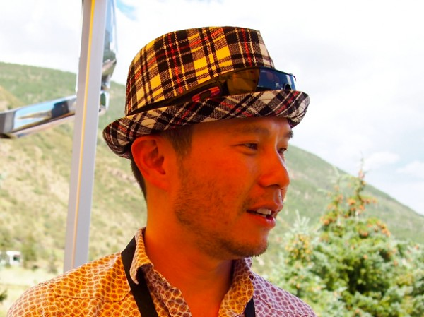 Allen Lim in Vail.