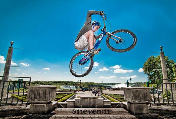 Flying Trevor.