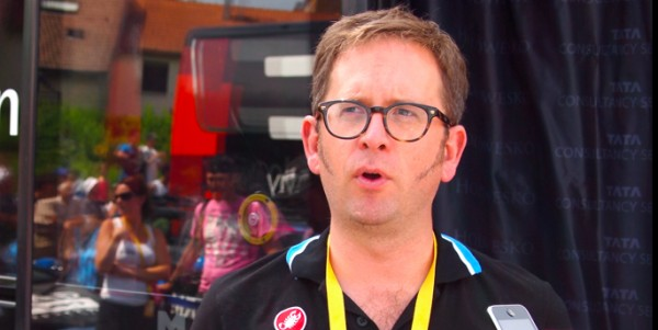 Vaughters: Je ne said WHAT?