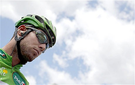 "Cavendish to ride ""Specarello"" in 2012."
