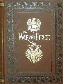 War & Peace. A quicker read than Contador submission.