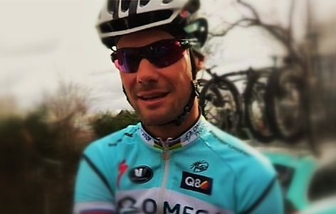Boonen. Ready for Flanders.