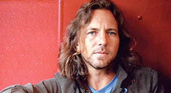Vedder to share vocals with Hamilton?
