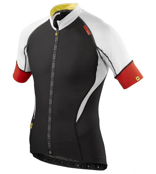 Mavic HC jersey. Cool.