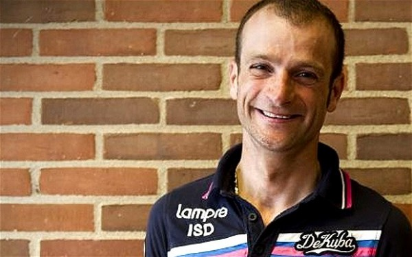 Scarponi all smiles are 3 minute suspension