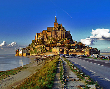 Mont Saint Michele