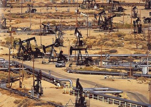 Bakersfield oil.