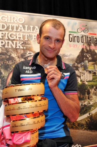 Scarponi annoyed with micro-ban?