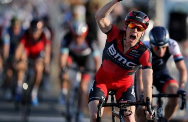 Bookwalter wins stage 1 in Qatar.