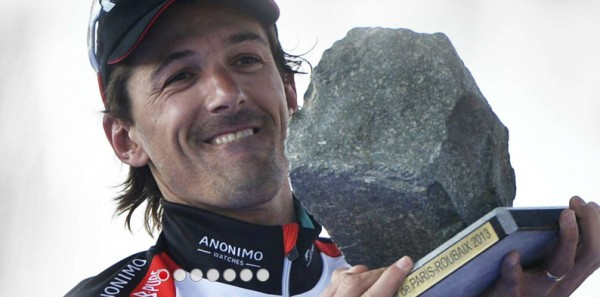 Cancellara rocks again.