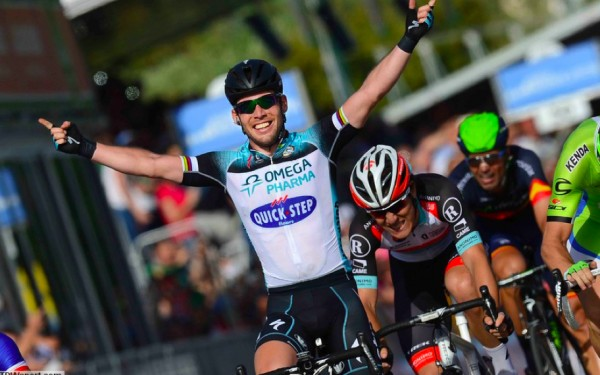 Cav chocks up another Giro win.