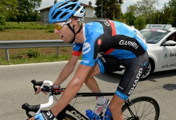 Hesjedal in Giro.