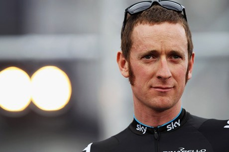 Wiggins riding for Froome. Right.....