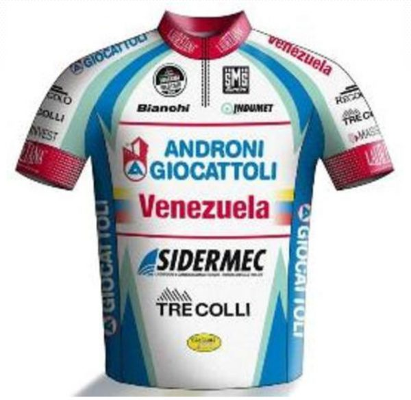 UCI says no to Androni kit.