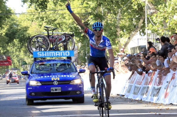 Gaimon stuns everyone in Argentina.