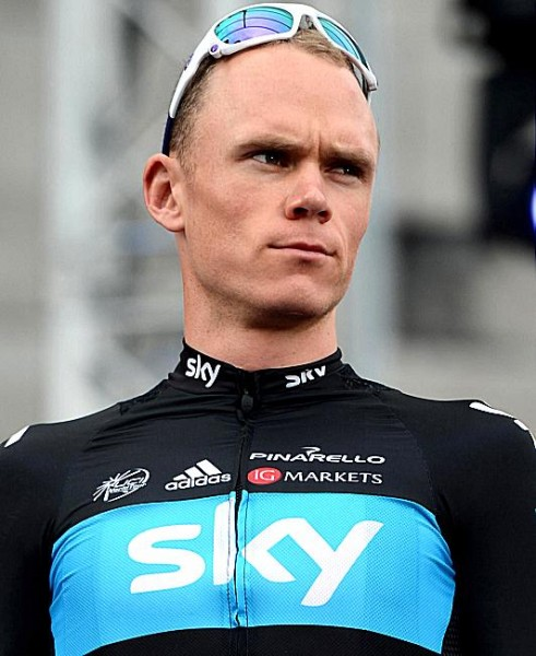 Froome to join Brad in Cali?