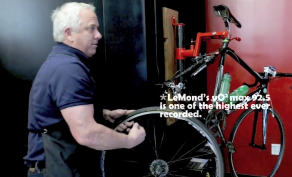 Lemond faster than Armstrong?
