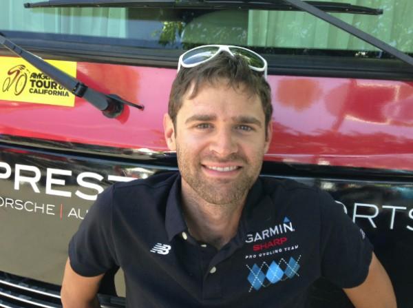 Phil Gaimon, climber, auteur.