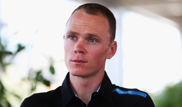 Froome, the fake quote