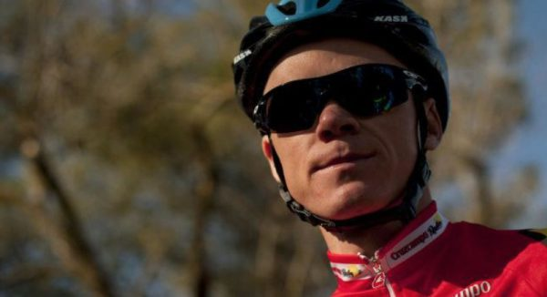 Froome lands final shot