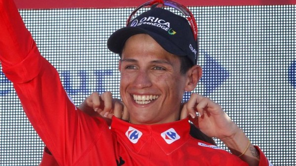 Esteban at Vuelta. Tour next?