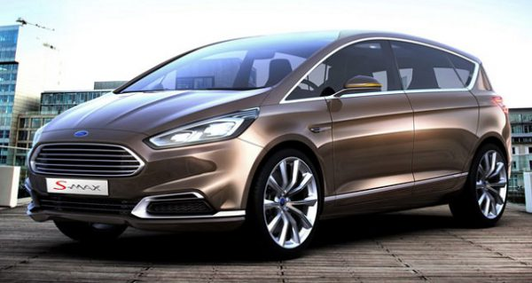 Ford Galaxy comes to Sky