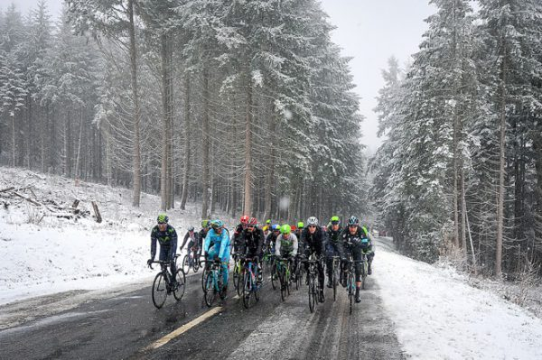 Paris-Nice, snowed out