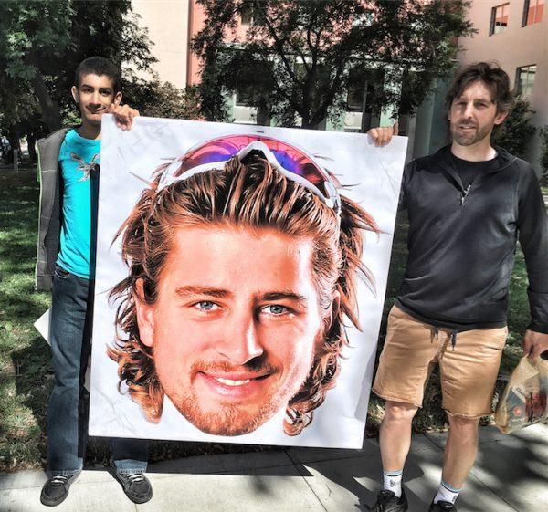 Sagan fans