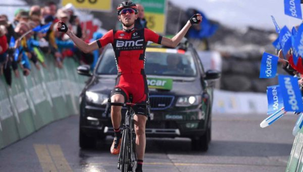 Van Garderen hot again.