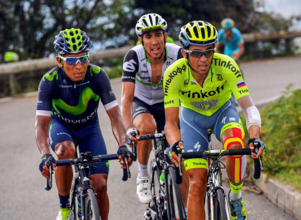 Contador and complication